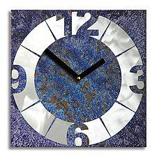 Burly by Robert Rickard (Metal Clock)