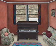 Sitting Room by Scott Kahn (Giclée Print)