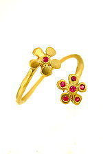 Spring by Mevesh Ozagar (Gold & Stone Ring)