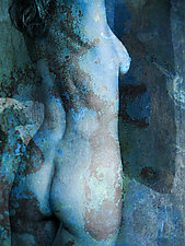 Copper Patina #2 by Michael Williams (Color Photograph)