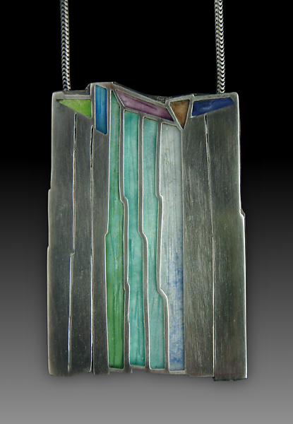 Waterfall Pendant No.416