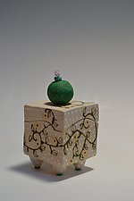 Botanical Box by Vaughan Nelson (Ceramic Box)