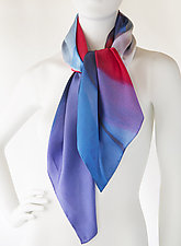 Journey by Bette Ridgeway  (Silk Scarf)