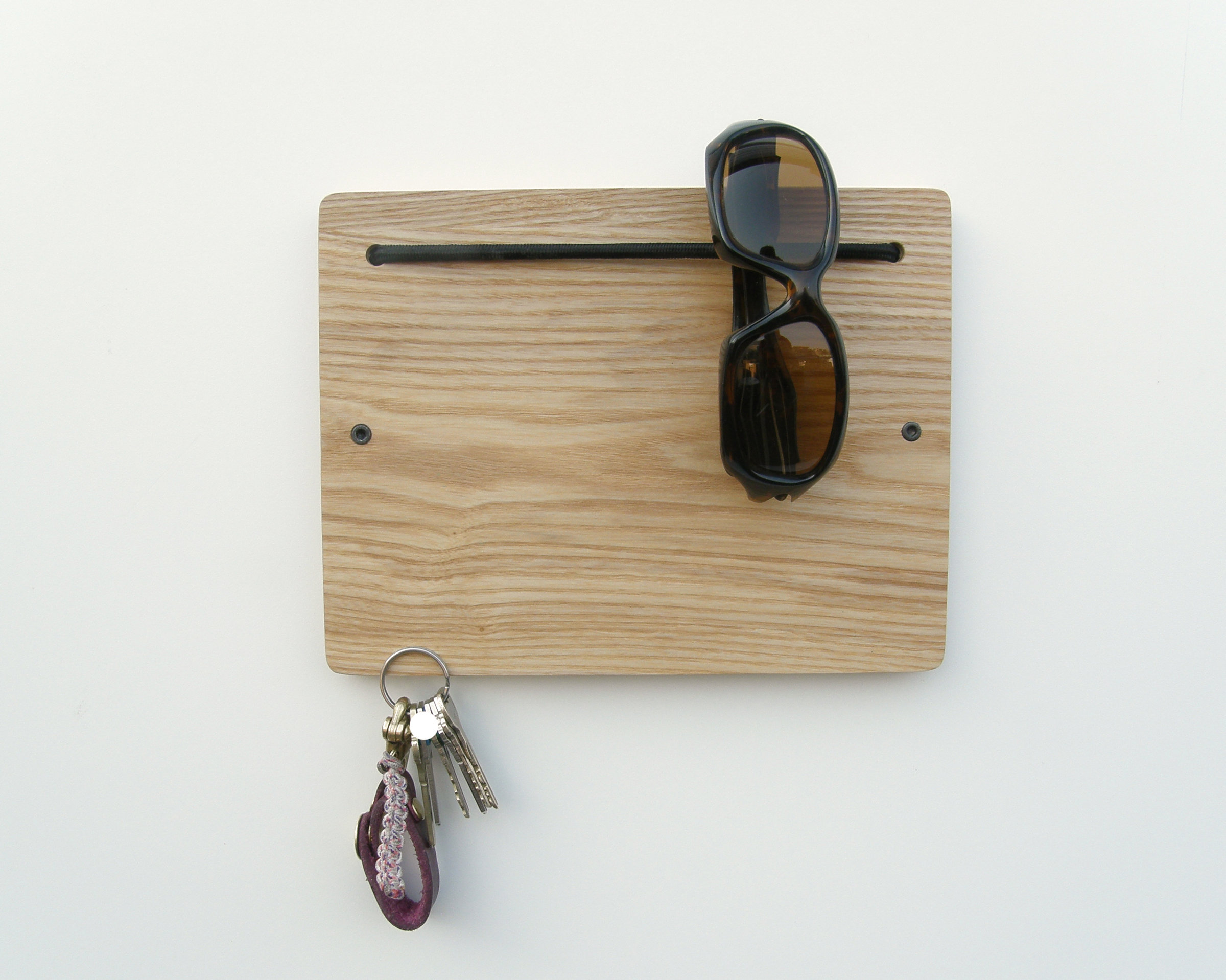 ... Holder in Ash by Brad Reed Nelson (Wood Wall Organizer) | Artful Home