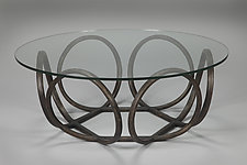 Starr Table by Derek Hennigar (Wood Coffee Table)