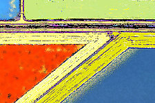 Diagonal by James Robison (Giclée Print)