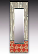 Tang Wall Mirror by Janna Ugone and Justin Thomas (Wood Mirror)