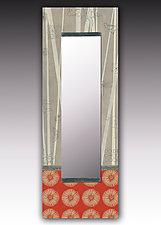 Tang Wall Mirror by Janna Ugone and Justin Thomas (Wood Mirror)