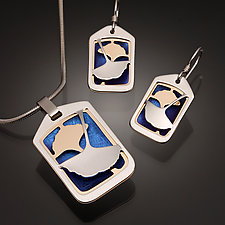 Ginkgo Leaf Jewelry by David Smallcombe (Gold & Silver Jewelry)