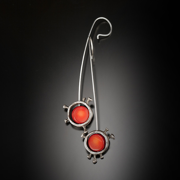 Rosehip Mood Earrings