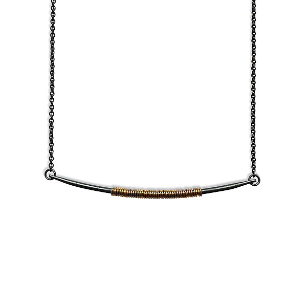 Stitch Bar Necklace