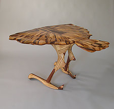 Free Bird by Charles Adams (Wood Sculpture)