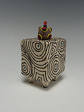 Optix Box by Vaughan Nelson (Ceramic Box)