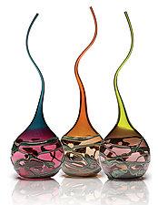 Goccia by Victor Chiarizia (Art Glass Sculpture)