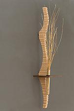 Spine Shelf by Steve Uren (Wood Shelf)