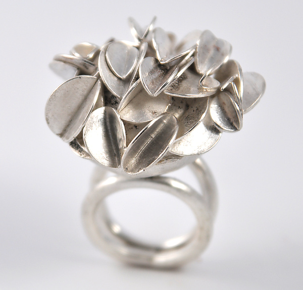 Large Desert Rose Ring