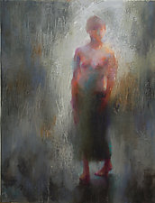 Awakening by Cathy Locke (Pastel Painting)
