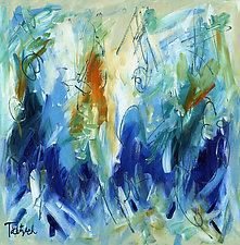 Modern Art 33 by Lynne Taetzsch (Acrylic Painting)