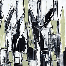 Modern Art Forty by Lynne Taetzsch (Acrylic Painting)