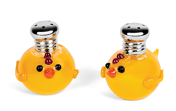 Peeps Salt and Pepper Shaker Set