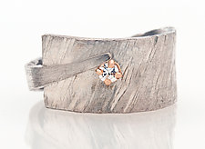 Forever 1 by Dagmara Costello (Silver & Stone Ring)