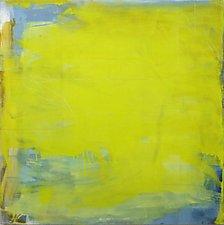 Glow Meadow by Robin Feld (Oil Painting)