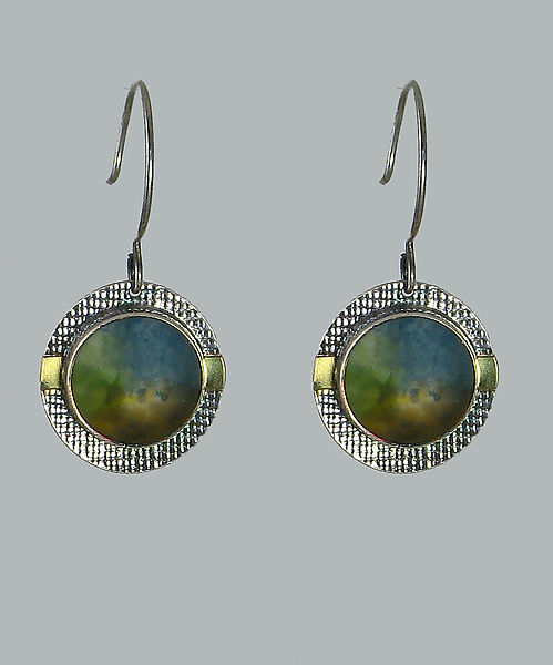 Cool-Toned Vista Earrings