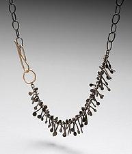Calder Necklace by Peg Fetter (Silver Necklace)