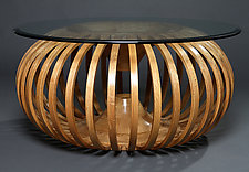 Torus Table by Reid Anderson (Wood Coffee Table)