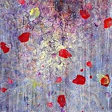 Here and Beyond by Marlene Sanaye Yamada (Acrylic Painting)
