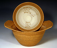 BreadPot Signature Series by Judith  Motzkin (Ceramic Baking Dish)