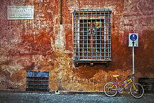Roma #7v4 2010 by Mel Curtis (Color Photograph)