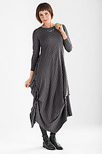 Modernist Dress by Heydari  (Knit Dress)