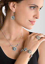 Stepping Stone Jewelry by Connie Ulrich (Silver & Stone Jewelry)