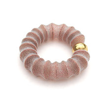 Translucence Bracelet Burnt Orange by Michal Lando (Nylon Bracelet)