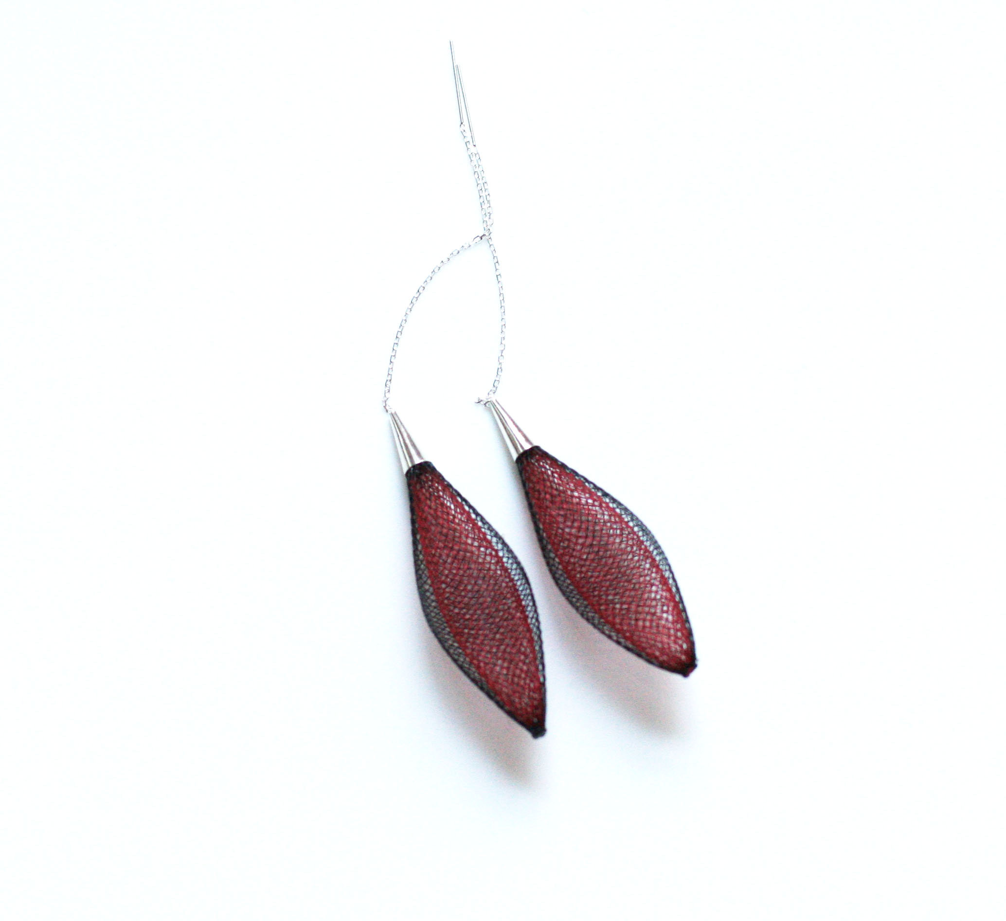 Nylon Earrings 86