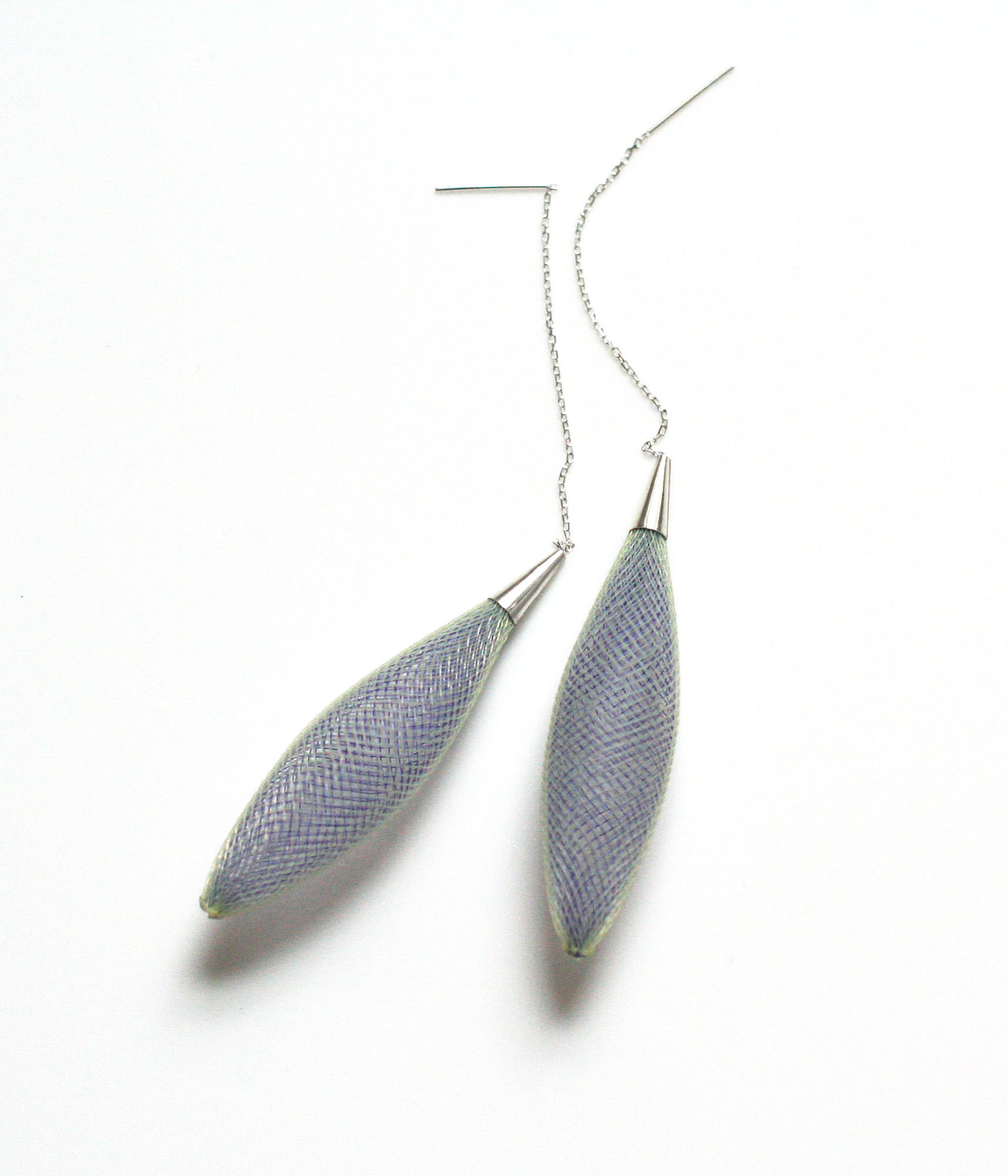 Nylon Earrings 106