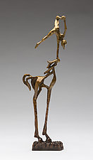 Balance by Sandy Graves (Bronze Sculpture)