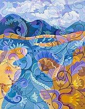 Gaia by Wynn Yarrow (Giclee Print)