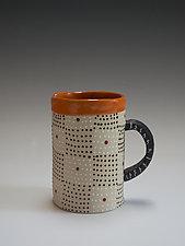 Chex Mug by Vaughan Nelson (Ceramic Mug)