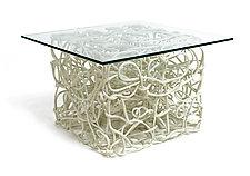 Knoop I by Josh Urso (Fiber Coffee Table)