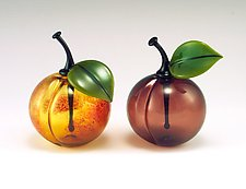 Stonefruit Perfumes by Garrett Keisling (Art Glass Perfume Bottle)