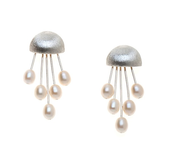 Jelly Fish Earring Straight Leg
