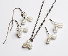 Pearl Bud Jewelry by Randi Chervitz (Silver & Pearl Jewelry)