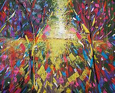 Alegria by Joan Skogsberg Sanders (Pastel Painting)
