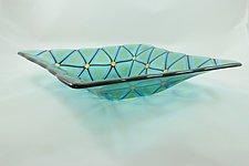Sugar Song by Jason Lindell (Art Glass Bowl)