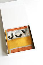 Joy Scarf by Jeannet Leendertse  (Silk Scarf)