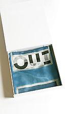 Oui Scarf by Jeannet Leendertse  (Silk Scarf)
