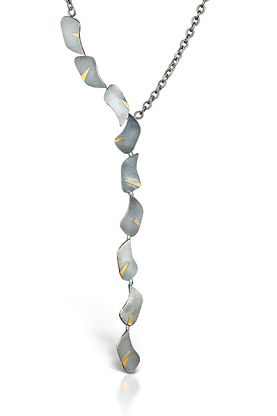 Long Teardrop Necklace 1