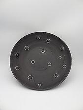 Low Bumpy Bowl by Lori Katz (Ceramic Bowl)